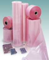 4 Mil Pink Anti Static Tubing