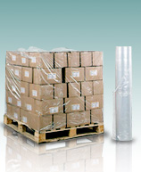 Pallet Size Shrink Bags on Rolls