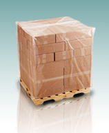 Clear 1.5 Mil Pallet Covers
