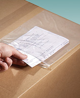 Clear Reclosable Packing List Envelopes