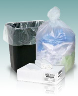 High Density Can Liners - Loose Pack Dispensers