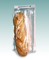 Bread Bags on Wicket Dispensers - Polypropylene