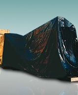 4 Mil Black Poly Sheeting Tarps
