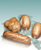 Wicketed Polypropylene Micro-Perf Bread Bags