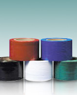 Colored Co Ex Narrow Width Banding Film