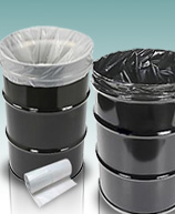 Low Density 55 Gallon Drum Liners