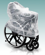 Wheelchair & Walker Bags, Commode Covers